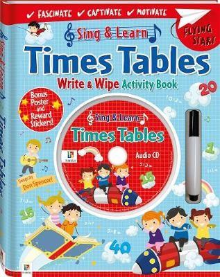 Flying Start Sing & Learn Times Tables - pr_237112