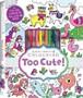 Kaleidoscope Colouring Kit: Too Cute -