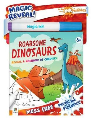 Inkredibles Magic Ink Pictures: Roarsome Dinosaurs - pr_1868226
