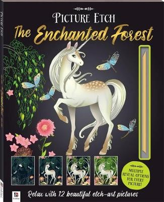 Picture Etch: The Enchanted Forest -