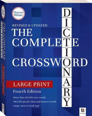 Merriam-Webster Complete Crossword Dictionary 4th Edition - pr_1869868
