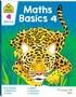 "School Zone Maths Basics 4:  An ""I Know It!"" Book (2019 Ed) -"
