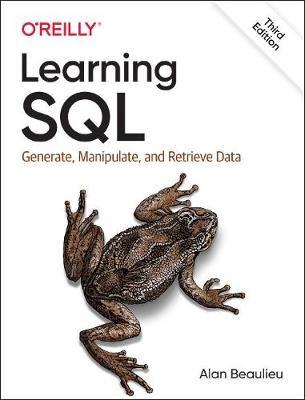 Learning SQL -