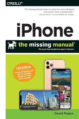 iPhone: The Missing Manual -