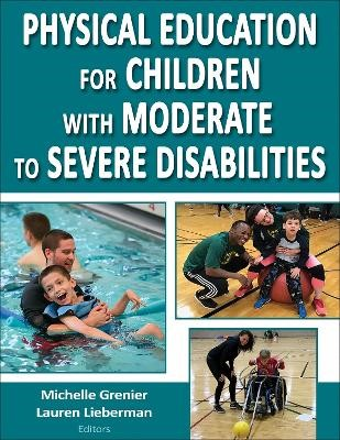 Physical Education for Children with Moderate to Severe Disabilities - pr_84373