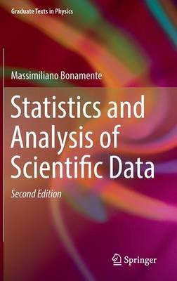 Statistics and Analysis of Scientific Data -