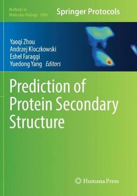 Prediction of Protein Secondary Structure - pr_232837