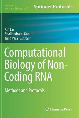 Computational Biology of Non-Coding RNA -