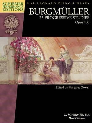 25 Progressive Studies, Op. 100 -