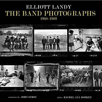 The Band Photographs: 1968-1969 - pr_287984