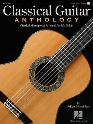 Classical Guitar Anthology -