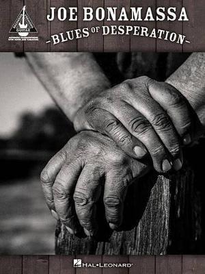 Joe Bonamassa-Blues of Desperation -