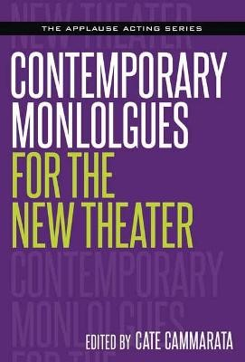 Contemporary Monologues for a New Theater - pr_287743