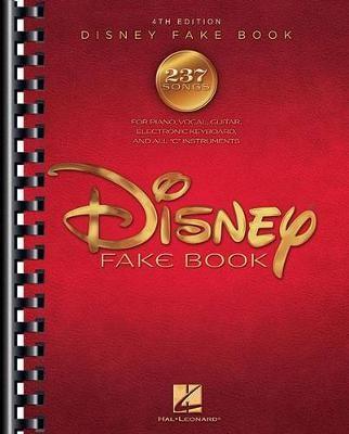 The Disney Fake Book - 4th Edition -