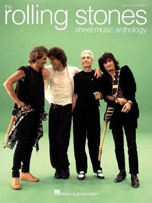 The Rolling Stones Sheet Music Anthology -