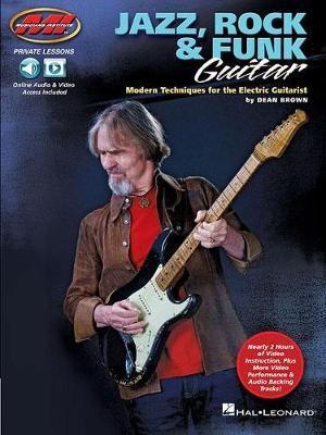 Jazz, Rock & Funk Guitar -