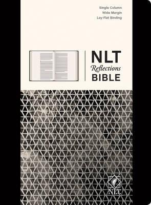 NLT Reflections Bible, Black - pr_132910