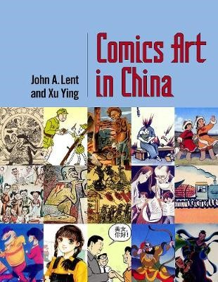 Comics Art in China -