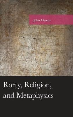 Rorty, Religion, and Metaphysics - pr_1866025