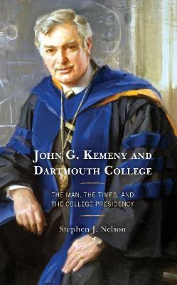 John G. Kemeny and Dartmouth College - pr_1793