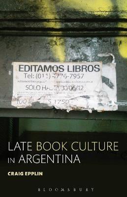 Late Book Culture in Argentina - pr_16756