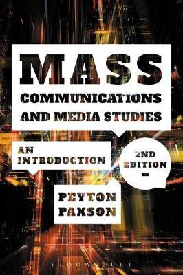 Mass Communications and Media Studies -