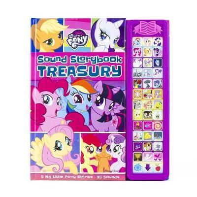 My Little Pony Sound Storybook Treasury - pr_18385