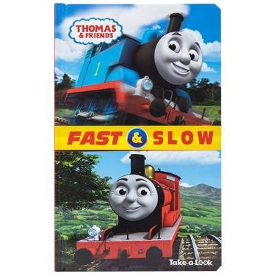 Thomas Fast And Slow Take A Look Book - pr_1831362