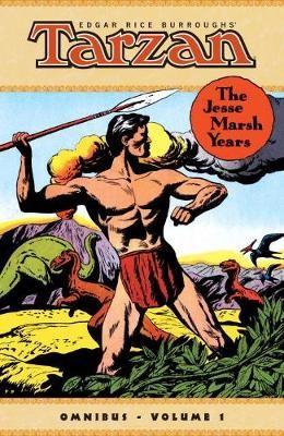 Tarzan: The Jesse Marsh Years Omnibus Volume 1 - pr_1707800