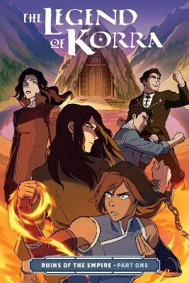 Legend Of Korra, The: Ruins Of The Empire Part One -
