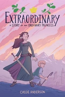 Extraordinary: A Story Of An Ordinary Princess - pr_138765