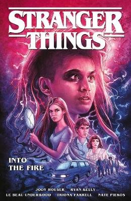 Stranger Things: Into The Fire (graphic Novel) - pr_1795523
