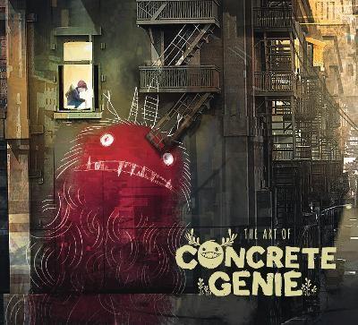 The Art Of Concrete Genie -