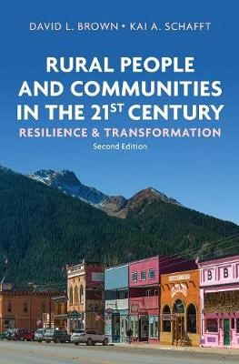 Rural People and Communities in the 21st Century -