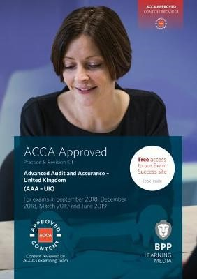 ACCA Advanced Audit and Assurance (UK) - pr_231951