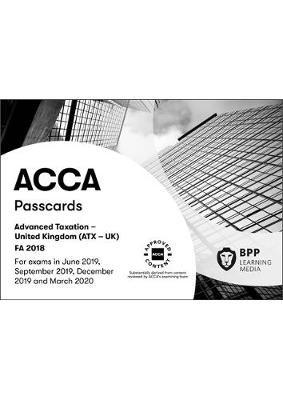 ACCA Advanced Taxation FA2018 -