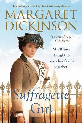 Suffragette Girl -