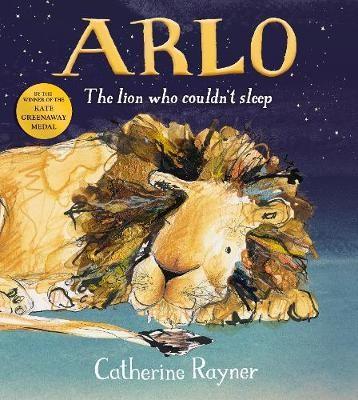 Arlo The Lion Who Couldn't Sleep - pr_1806686
