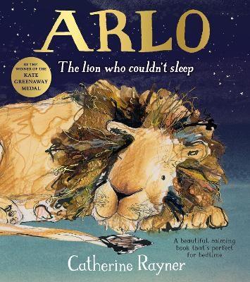Arlo The Lion Who Couldn't Sleep -