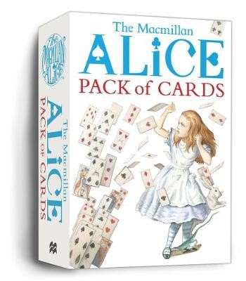Macmillan Alice Pack of Cards -