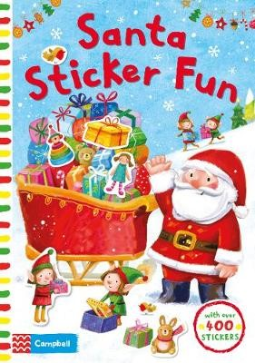 Santa Sticker Fun - pr_209898