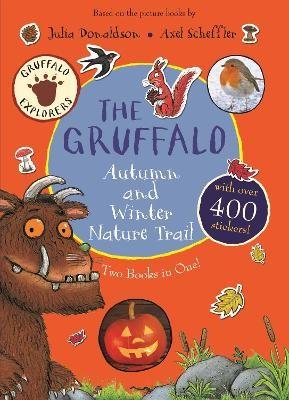 The Gruffalo Autumn and Winter Nature Trail -