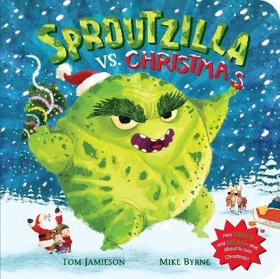Sproutzilla vs. Christmas -