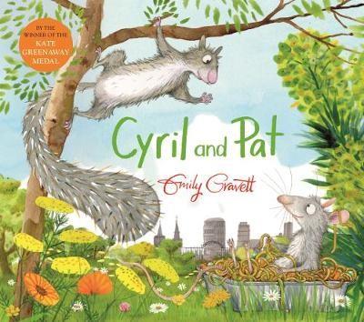 Cyril and Pat -