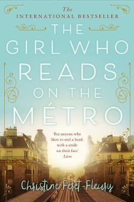 The Girl Who Reads on the Metro -