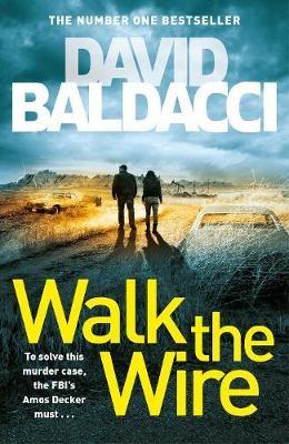 Amos Decker Book 6: Walk the Wire - pr_1747096