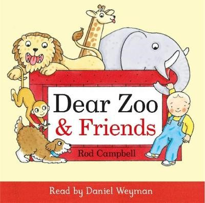 Dear Zoo and Friends Audio -