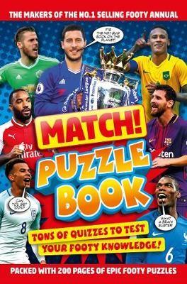 Match! Football Puzzles -