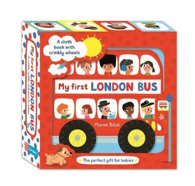 My First London Bus Cloth Book - pr_405000