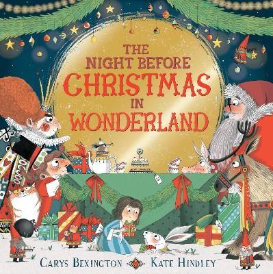The Night Before Christmas in Wonderland -